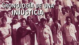 cronologia de una injusticia Radilla