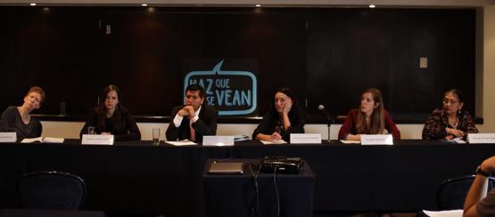 Falta de reconocimiento, criminalización e impunidad, realidad de las y los defensores de DDHH en México: expertas internacionales